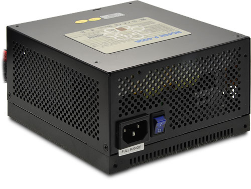 Nofan P-400A Silent 400W Fanless Power Supply Unit