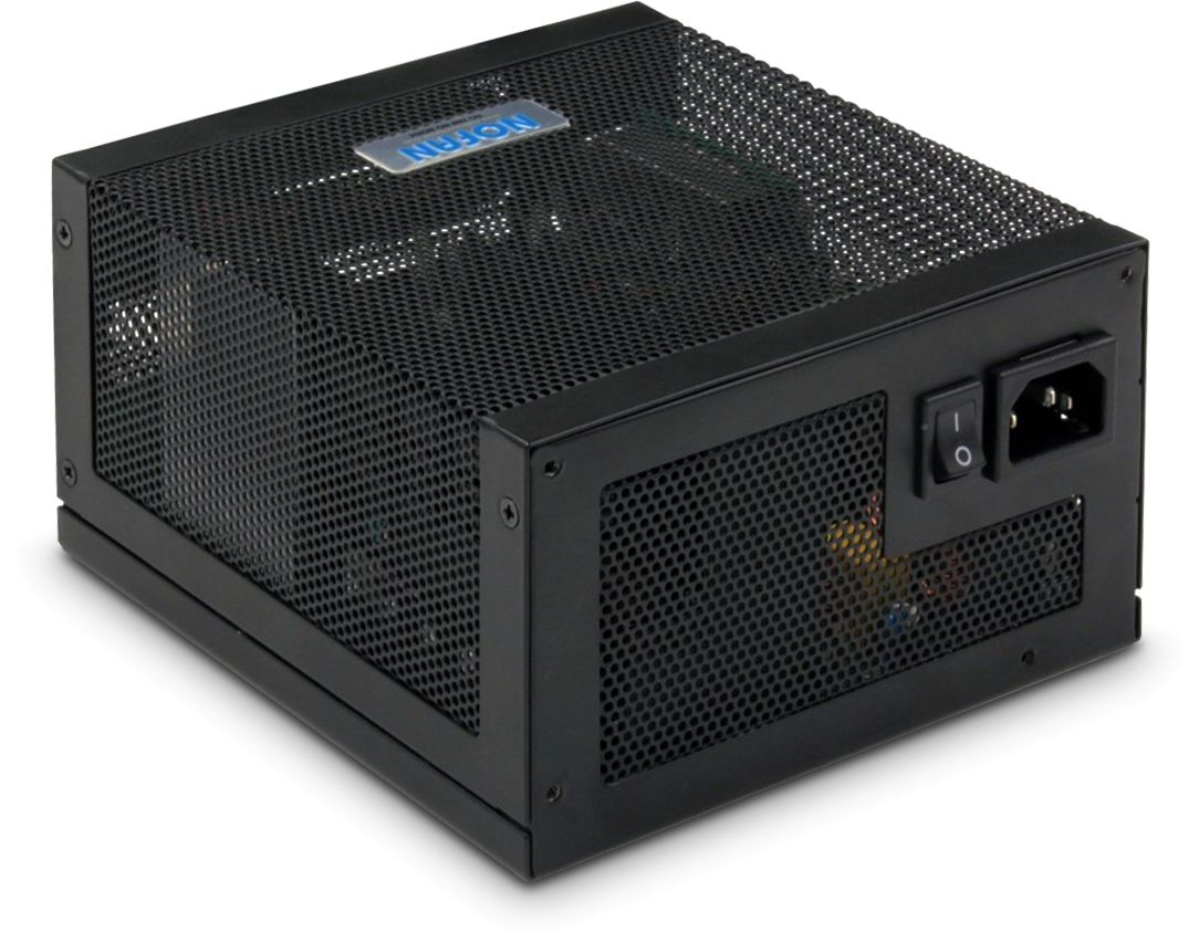 P 500a Silent 500w 80plus Gold Fanless Modular Power