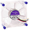80mm PWM Series Real Silent Case Fan