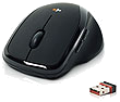 SM-8000 Black 5-button Quiet Wireless Mouse