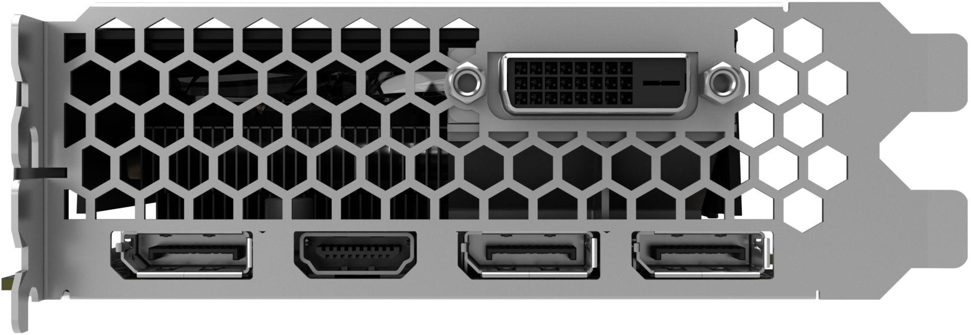 GeForce GTX 1070 Ti 8GB DUAL Graphics Card, NE5107T015P2-1043D