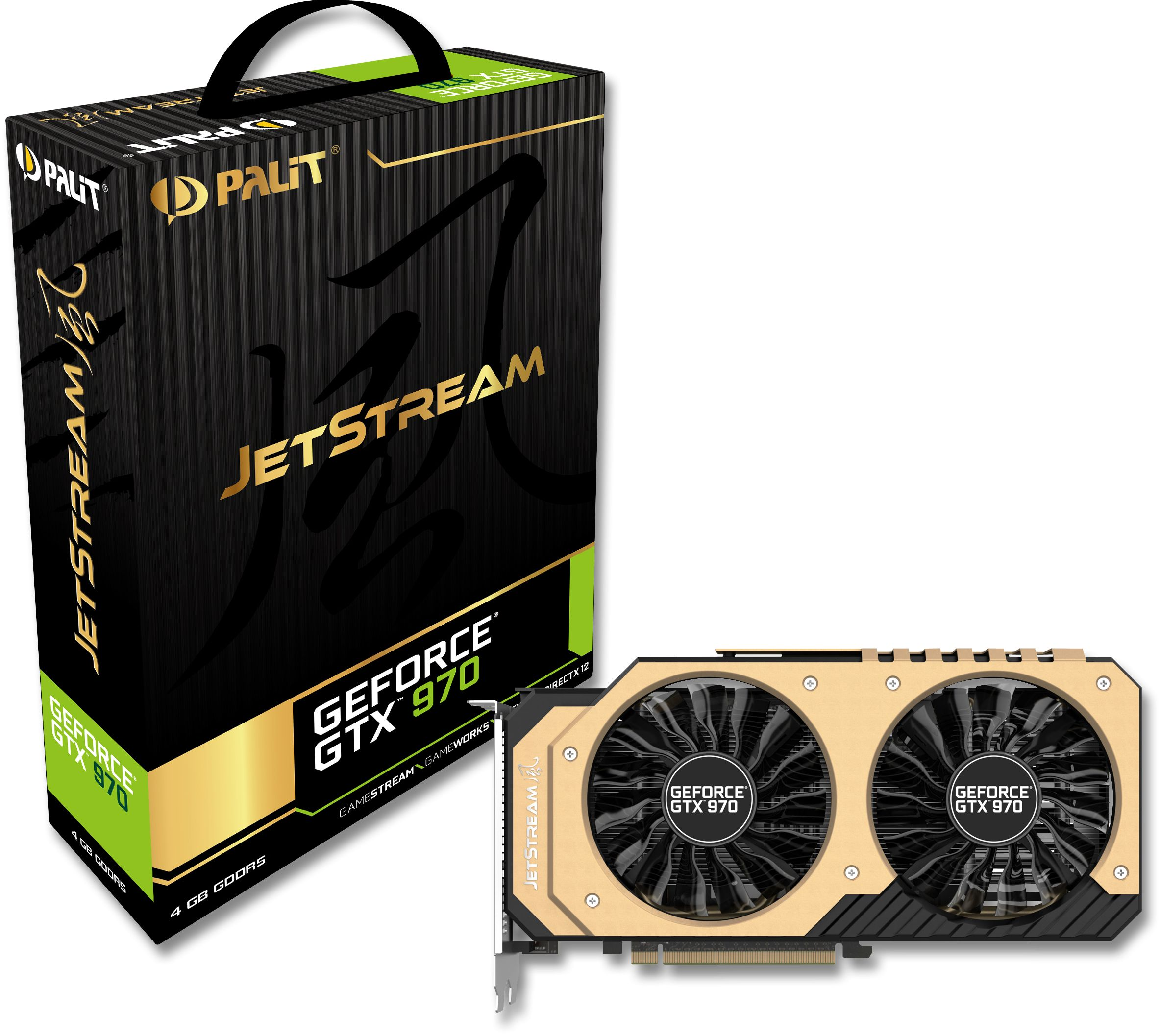 Geforce Gtx 970 Jetstream 4gb Gddr5 Graphics Card