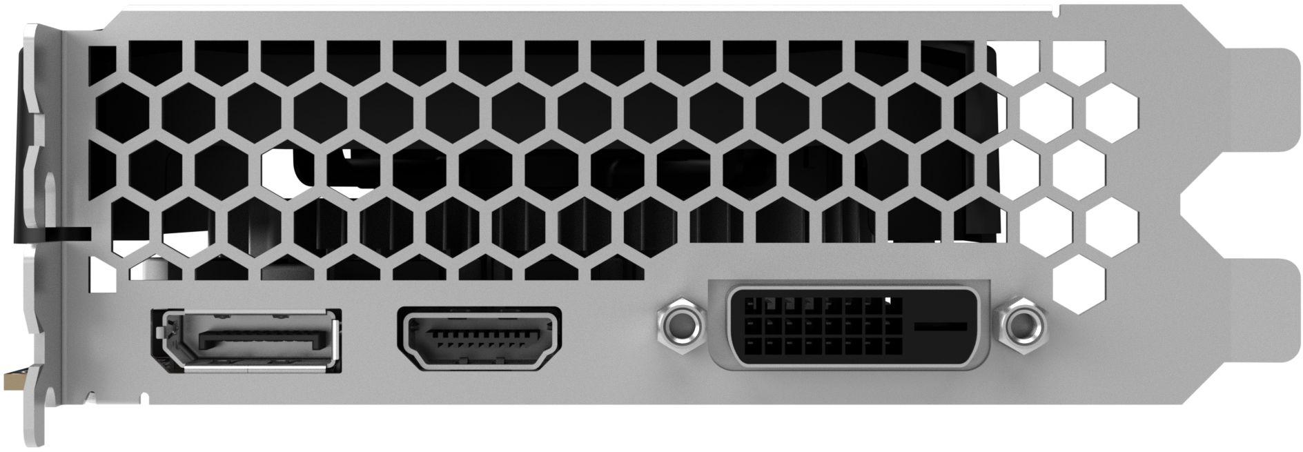 GeForce GTX 1050 Ti StormX 4GB GDDR5, NE5105T018G1-1070F