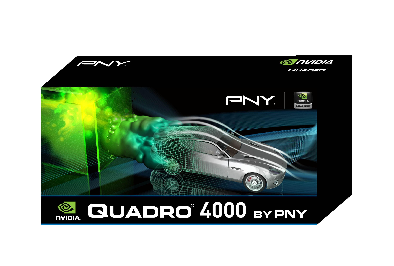 NVIDIA Quadro 4000 2GB GDDR5 Video Card VCQ4000-PB