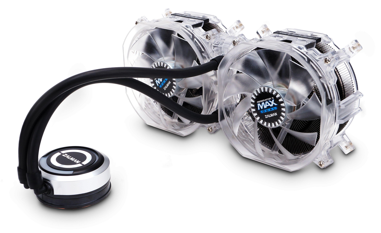 Reserator 3 Max Dual Ultimate Liquid Cpu Cooler