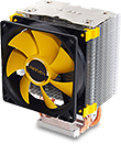 Chrono Guard RC-0902 Direct-Touch Quiet CPU Cooler