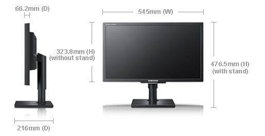 Syncmaster F2380m 23inch Widescreen 1080p Monitor