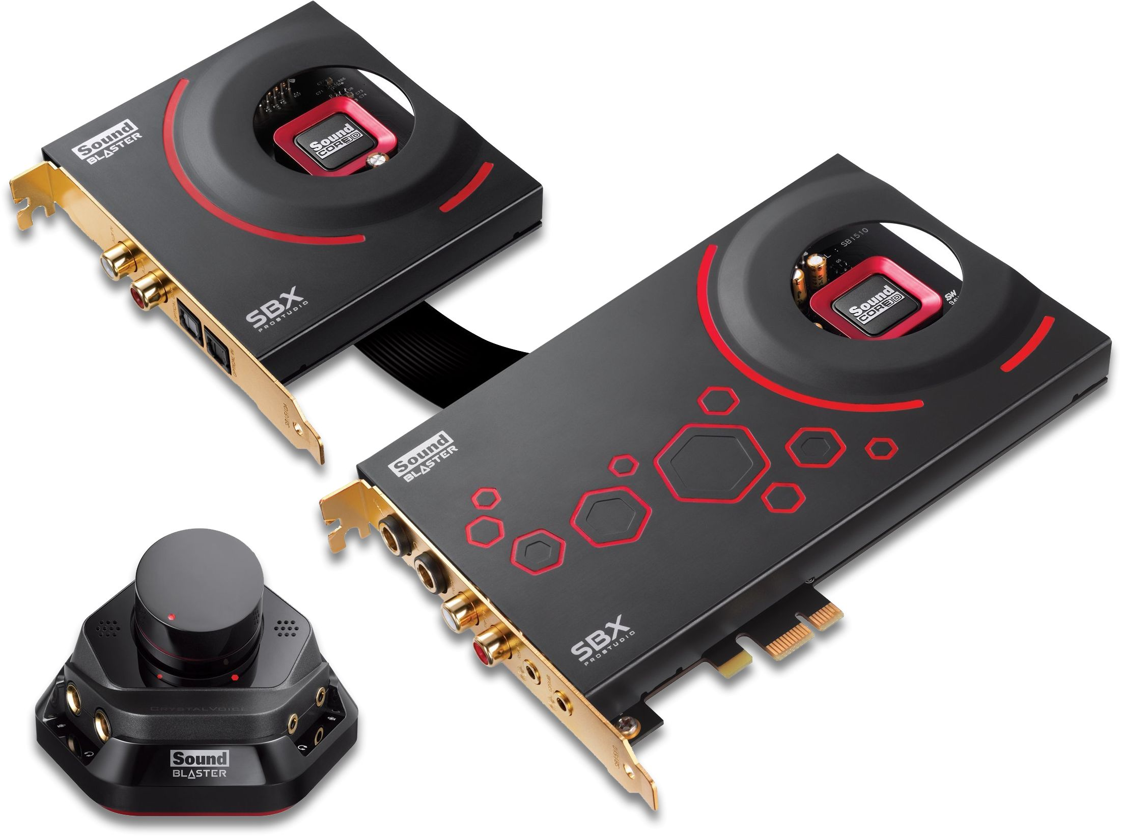 Sound Blaster ZxR PCIe Flagship Performance Sound Card