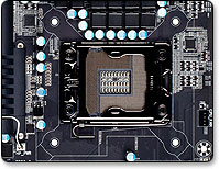 Intel Core i7 PCSTATS Review - Installing a Core i7 LGA 1366 ...