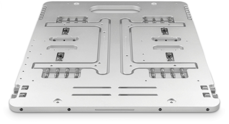 Streacom BC1 Aluminium Open Benchtable