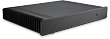 FC5WS EVO Black No Optical Fanless HTPC Aluminium Chassis