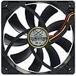 Kaze Jyuni 1200RPM Slip Stream 120mm Fan