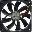 Kaze Jyuni 1900RPM Slip Stream 120mm Fan