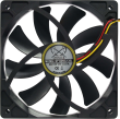 Kaze Jyuni 500RPM Slip Stream 120mm Fan