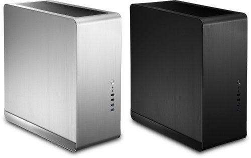 Nofan A890 Silent Desktop with solid sides