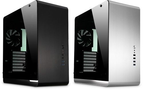 Nofan A890 Silent Desktop with windowed sides