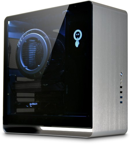 Quiet PC Nofan A490S Silent Desktop