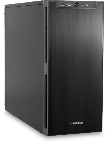 Cooltek Antiphon Quiet PC Case