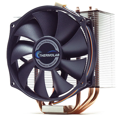 The Thermolab Trinity Ultra-Quiet CPU Cooler