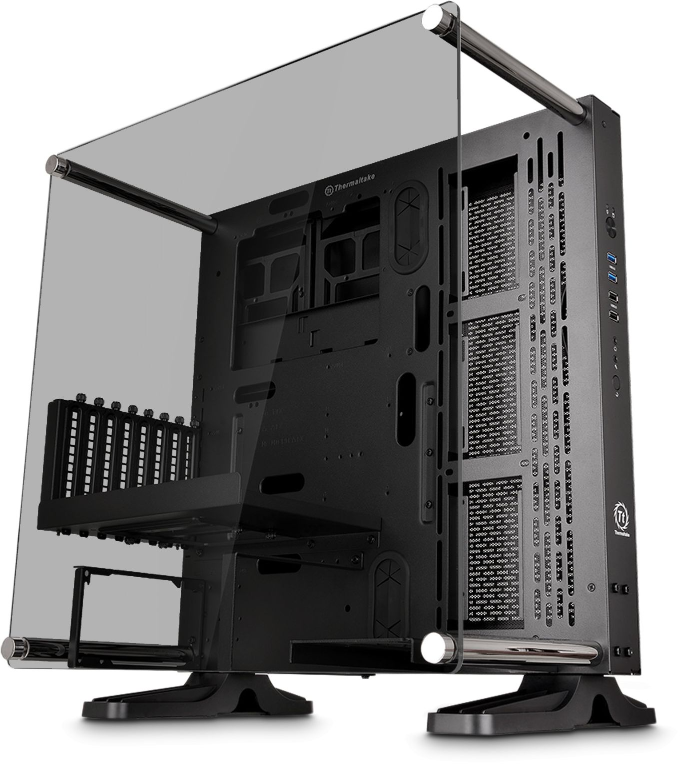 Thermaltake Core P3 Open Frame Silent ATX Mid-Tower Chassis