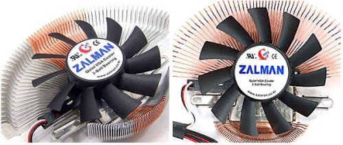 Zalman VF700 ultra-quiet graphics cards cooler