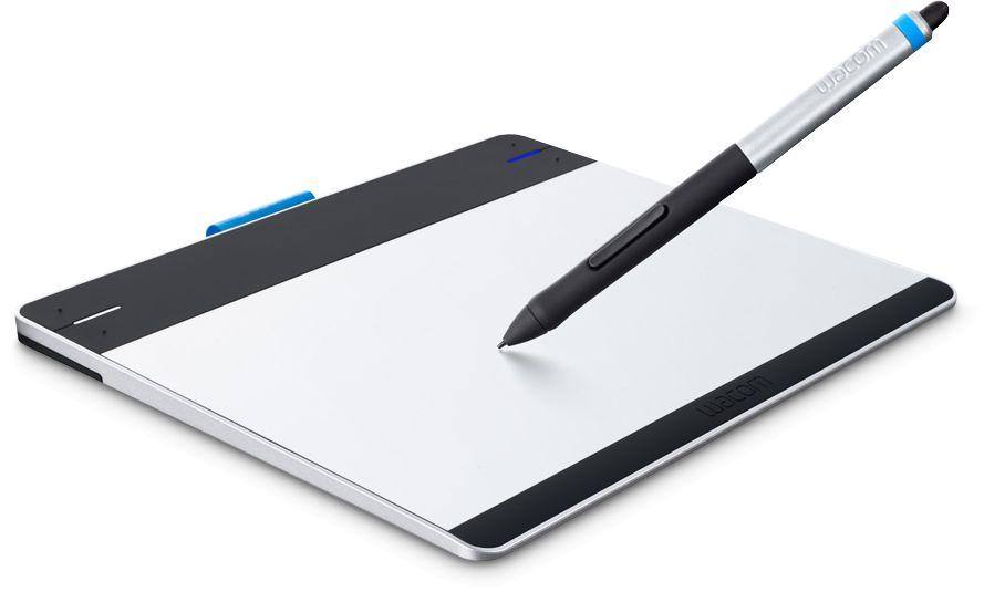 Intuos CTL-480S Small Graphics Tablet and Pen