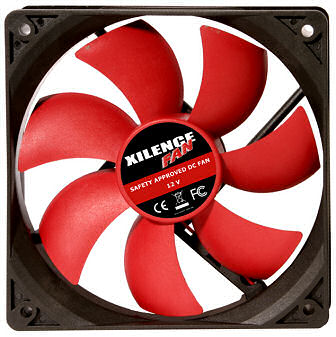 Xilence Red Wing 80mm Fan