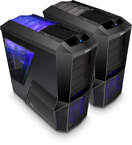 Zalman Z11 High Performance Mid Tower Cases