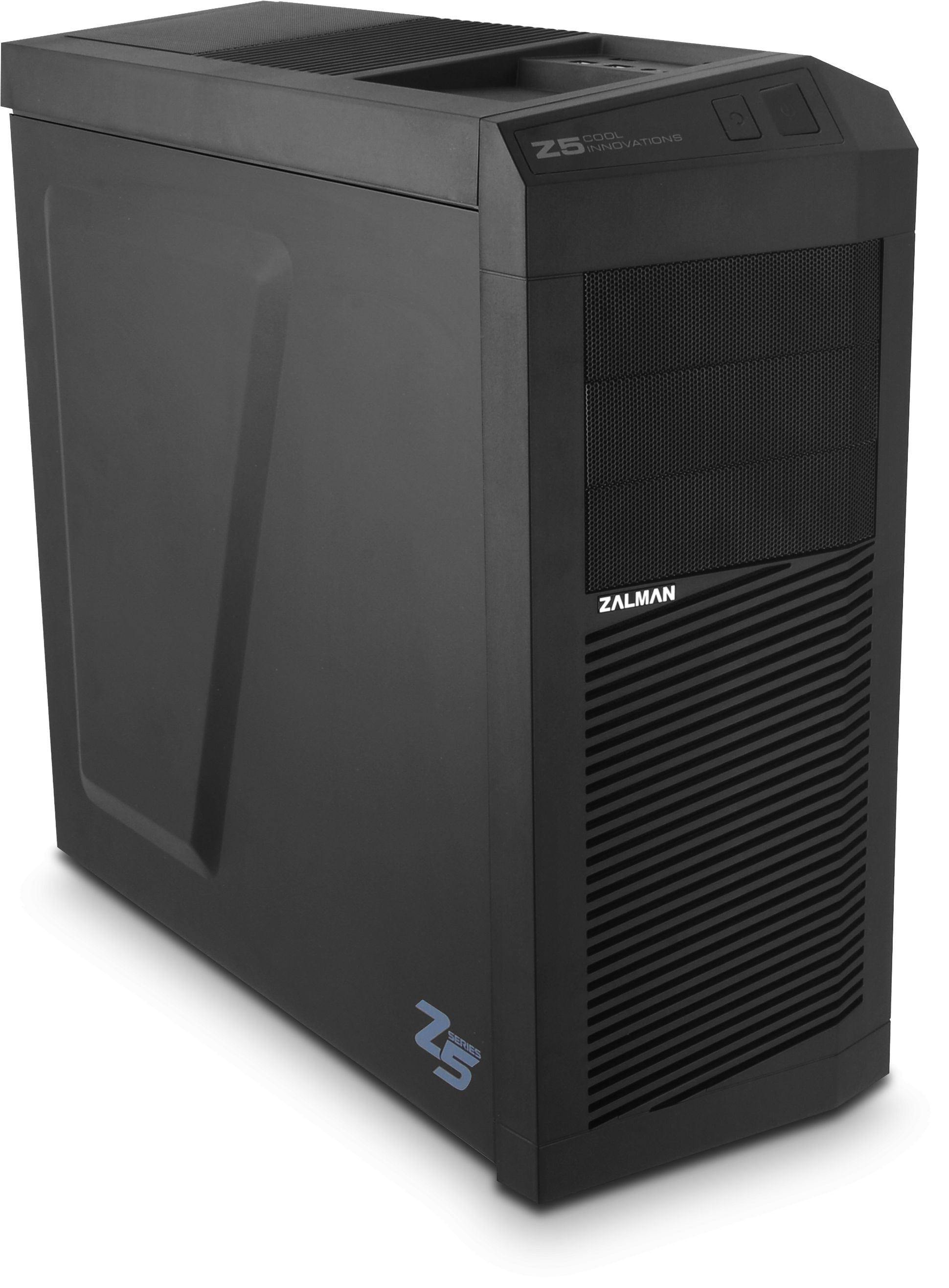 Zalman Z5 Atx Mid Tower Pc Cases