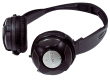 ZM-DS4F Black Dual Stereo Headphones