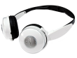 ZM-DS4F White Dual Stereo Headphones