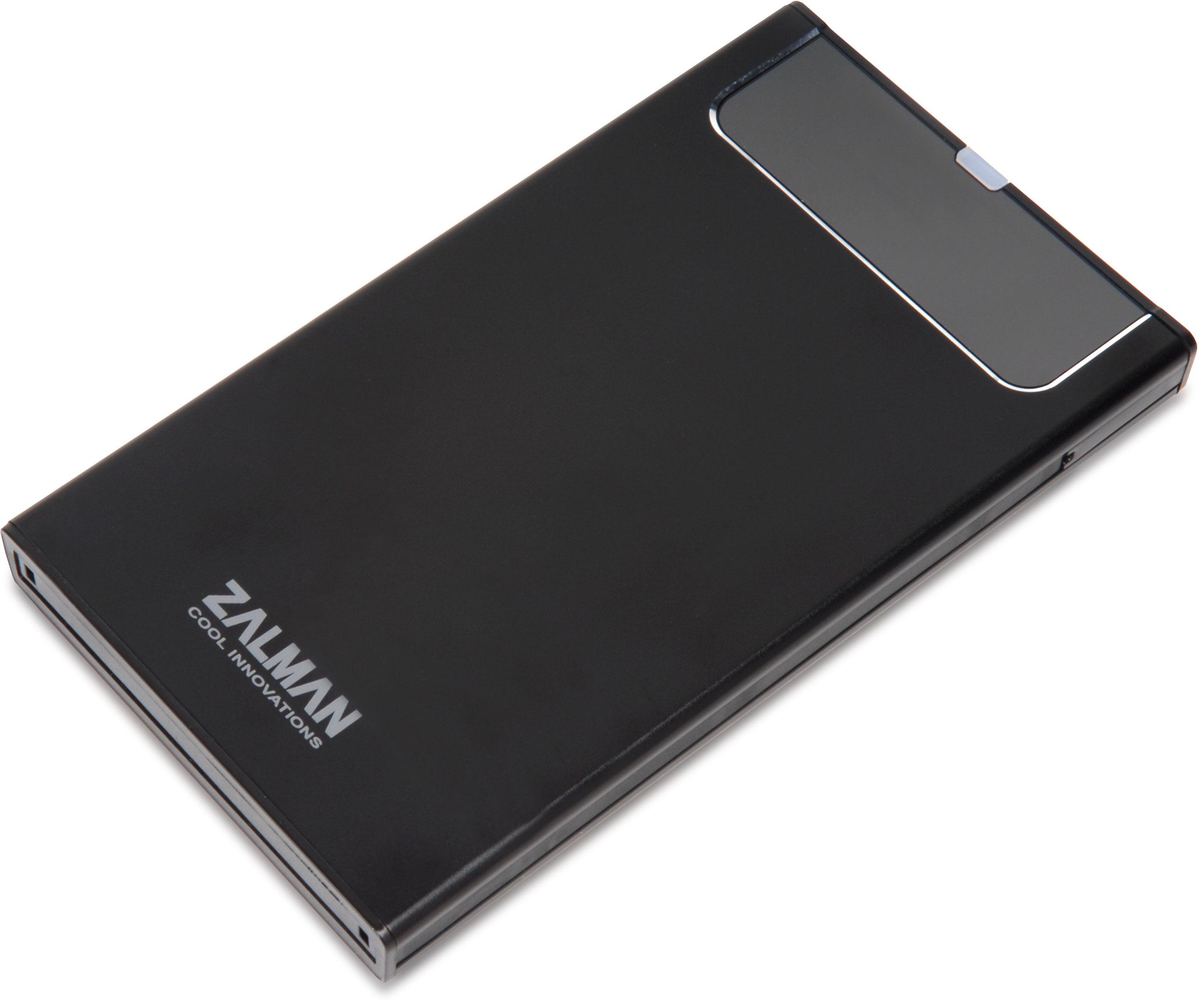 Zalman ZM-HE130 External HDD Drivers for Mac