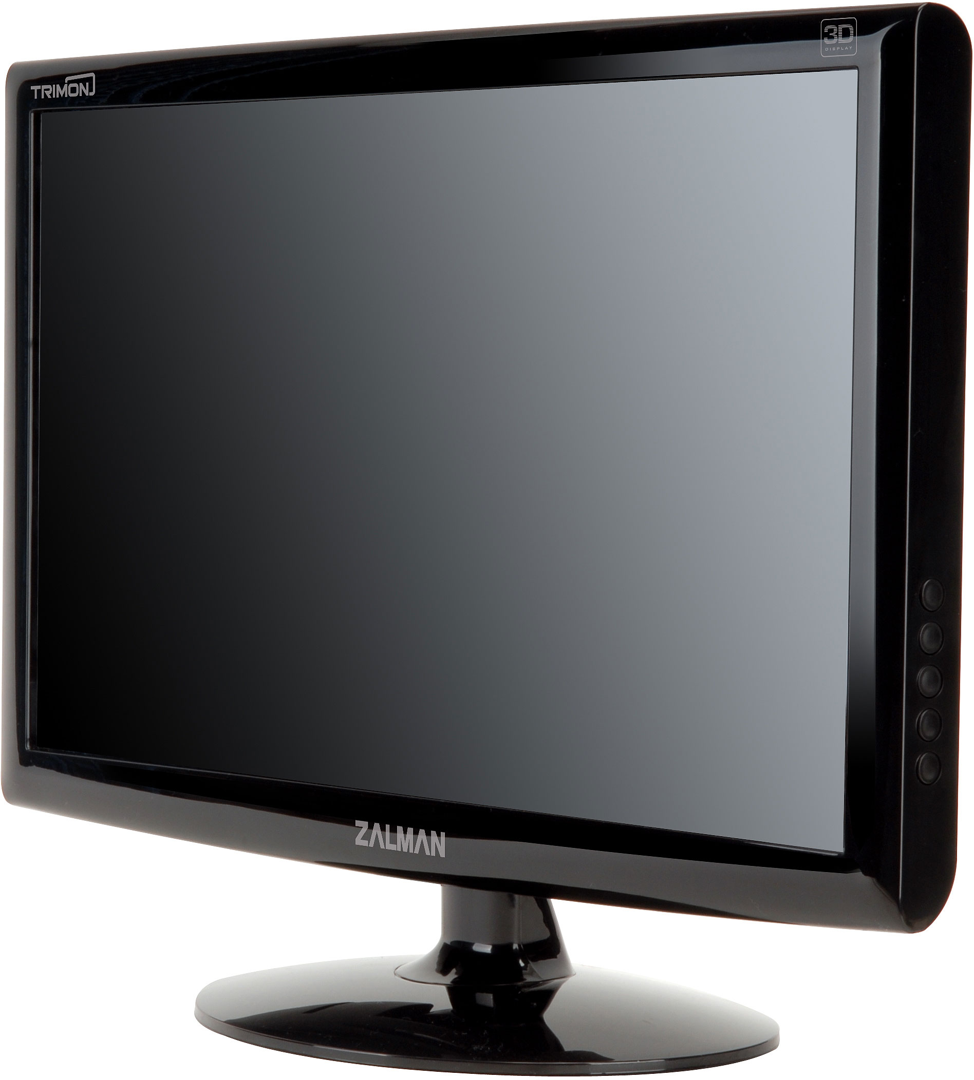 zalman 2d 3d convertible trimon monitors. Black Bedroom Furniture Sets. Home Design Ideas