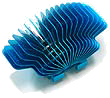 ZM-NBF47 Northbridge Flower Heatsink