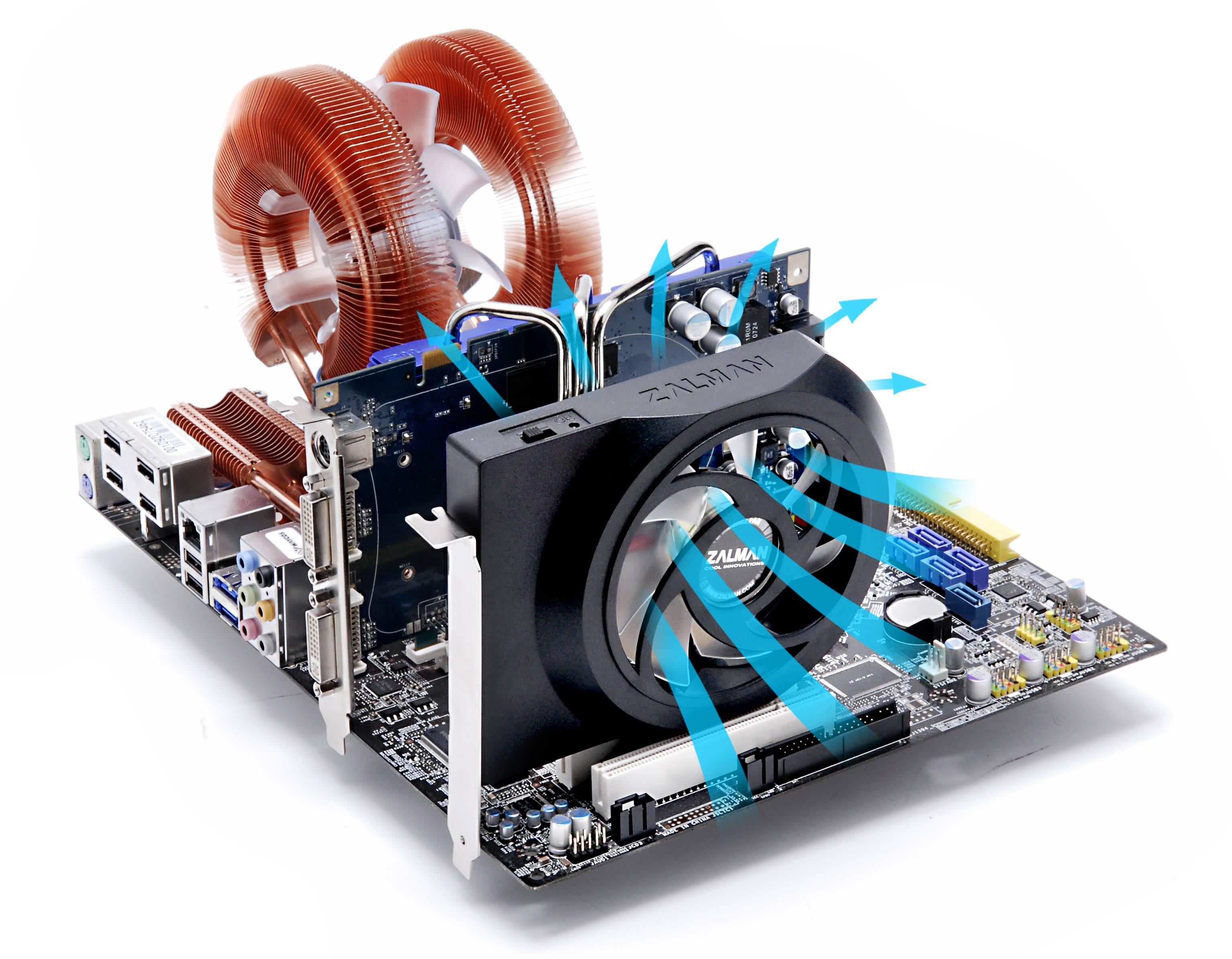 ZMSC100 System Cooling Fan