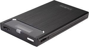 Zalman ZM-VE300 External HDD Linux