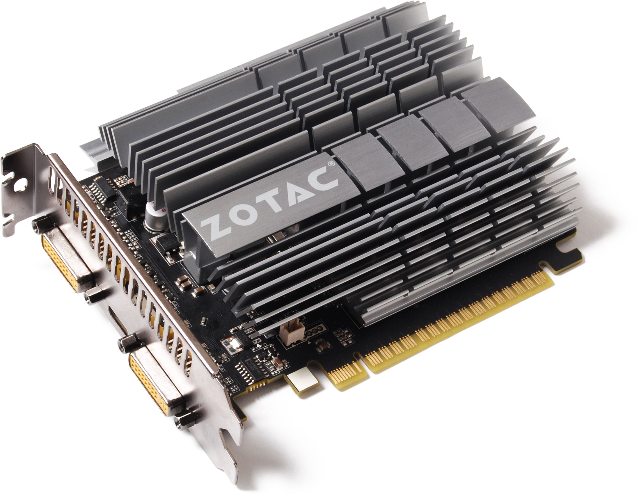 Fanless Geforce Gt430 1gb Ddr3 Zone Edition Vga Zotac Gt 1030 2gb Gddr5 The 430 Delivers A Perfect Balance Of Performance And Features While Maintaining Silence During Operation To Let Users Focus